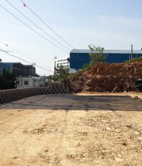 부산 사하구 지오그리드 보강토옹벽 공…